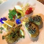 海鮮ワイン酒場 IBIZA - アンティパストミスト(前菜盛り合わせ)
