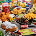 放課後駄菓子バーA-55 - コース