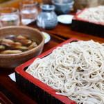 吉楽 - 白い蕎麦