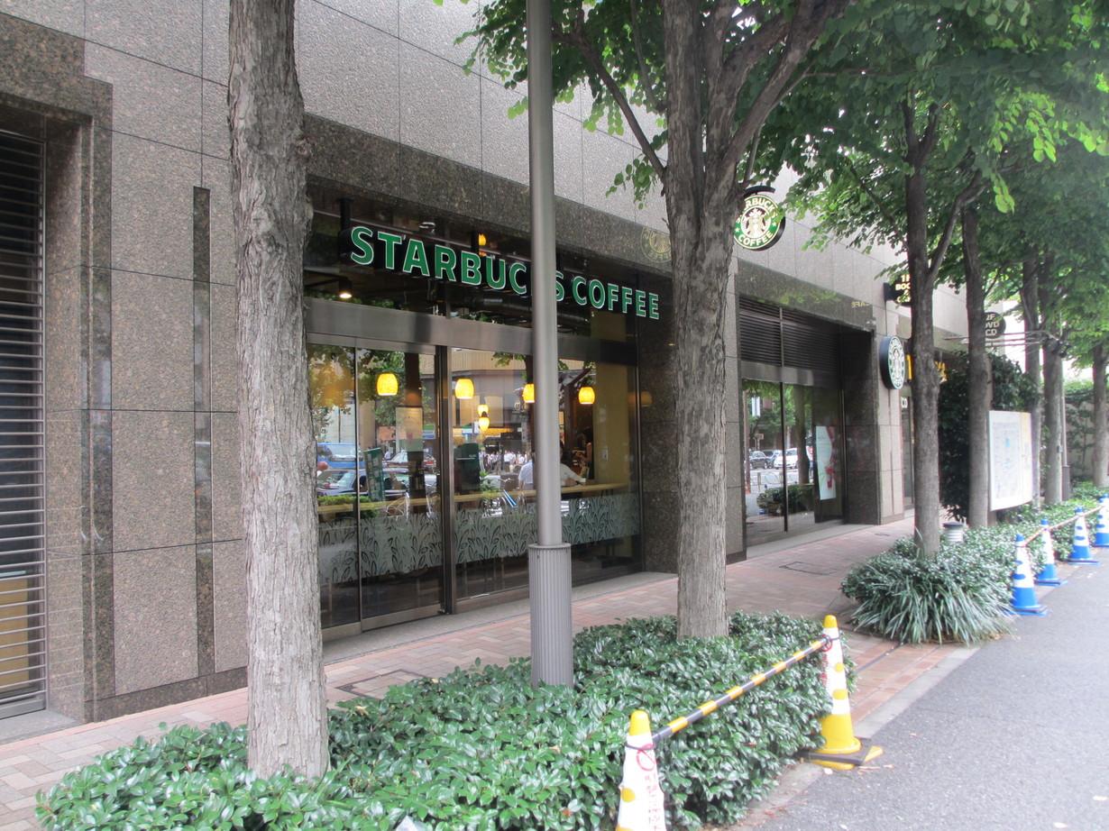 スターバックス・コーヒー TSUTAYA 神谷町駅前店