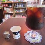 喫茶 宝石箱 - アイスコーヒー