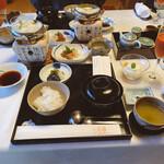懐石 宿 扇屋 - 料理写真:日本の朝  鍋島御膳