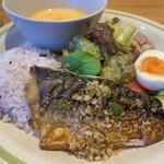 カフェ&スペース エルディーケー - 料理写真:LDKランチプレート(魚) ¥1,300
