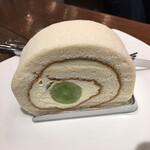 gingadouichihachikyuuzerosui-tsuandobe-kari- - シャインマスカットチーズロール