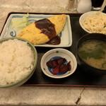 京極スタンド - 料理写真:
