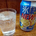 ラーメン 藤 - 缶酎ハイ~☆