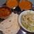 サラティ - 料理写真:タリセット