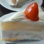ニシモト - 苺のショートケーキ