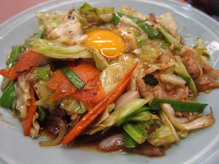 ランチハウス ミトヤ - やさいと肉のタレ焼き