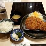 Tonkatsukagurazakasakura -