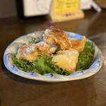Sumibikushisakabatokidokikeichan - 鶏の唐揚げ