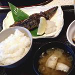 澄仙 - ランチ 魚料理定食