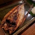あずまし亭 - ホッケの開き2020.10.25