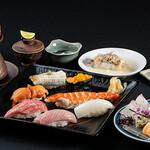 すし処 宮葉 - 料理写真:夜おまかせコース