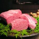 139325056 - 【本日のお肉】国産黒毛/田村牧場/月齢36ヶ月。商品説明も◎