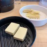NANI 回転小火鍋 - 豆腐、ゆば