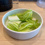 NANI 回転小火鍋 - 白菜