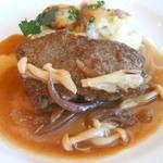 13933281 - 牛ロース肉のポワレ
