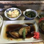 コジロ - 日替り定食500円(鰤の照焼き)