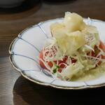千寿 一歩一歩 - ガリトマト