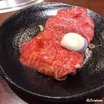 焼肉・冷麺 三千里 - 雫石牛ロース