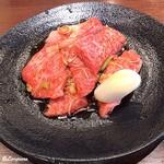 焼肉・冷麺 三千里 - 雫石牛カルビ