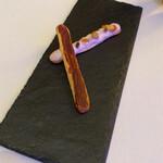 VITRA - シャラン産鴨胸肉のエクレア