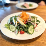イゾラ ブル - 彩り野菜サラダ