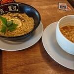 河童ラーメン本舗 - 煮干だしつけ麺
