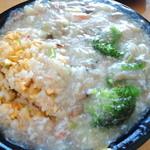 味の來々軒 - 海鮮チャーハン¥1100