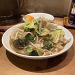中国料理 かおたん - 肉野菜炒め。