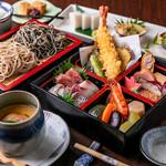 游の字 - 個別盛りの宴会コース『ゆうなぎ』