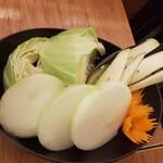 タイ酒場 サラパオ - 野菜セット