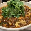 蝋燭屋 - 料理写真:パクチー麻婆麺