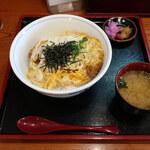 とんかつ稲 - 日本一かつ丼