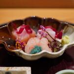 日本料理 太月 - お造り