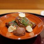 日本料理 太月 - 宍道湖産の天然大鰻