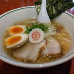 麺屋 二八 - 料理写真:塩味玉ラーメン~☆