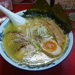 札幌ラーメン元祖自家製麺 王香 - 黄金鶏塩