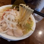 RAMEN 風見鶏 - 麺リフト