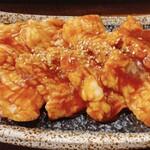 焼肉ホルモン 新井屋 - ホルモン 大腸