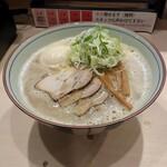 麺屋 赤橙 - 料理写真:特製醤油らーめん