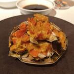 中国飯店 - 上海蟹の姿蒸し