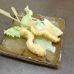 和馬'sキッチン - 何故かイカフライはありましたww