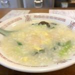ニジコ - 中華粥