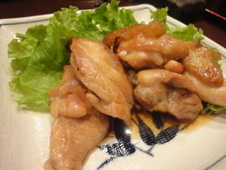 さん六 - 鶏の照り焼き