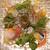 シクラメンテ - 料理写真:前菜 1  大間のマグロのかるぱっちょ、大間の赤身のマグロのホット オリーブオイル漬け、真鰯のマリネ、平目、水蛸、シチリア風サラダと共に