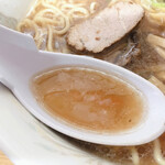 生姜ラーメン みづの - スープがじんわり美味しい(*^^*)