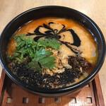 粥麺楽屋 喜々 - 黒ごま坦々粥