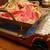 大衆和牛酒場 コンロ家 霜降り和牛鍋と神戸牛ホルモン鉄板焼 - 料理写真: